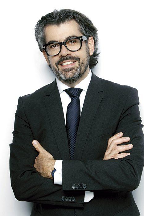 Carlos Salcido, CMO El Palacio de Hierro