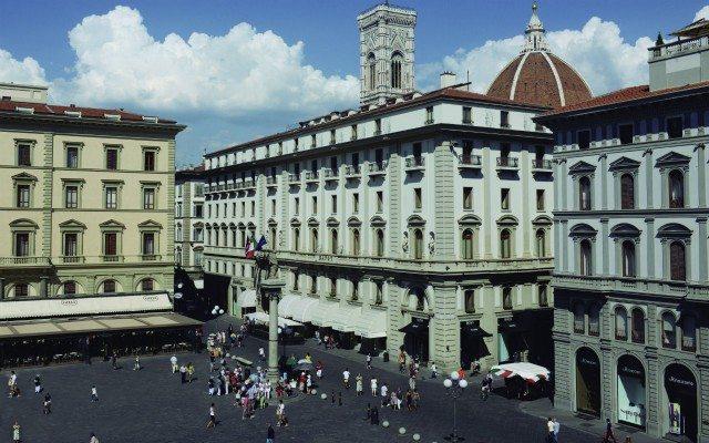 Hotel Savoy Florence- INSTITUTIONAL Piazza della Repubblica