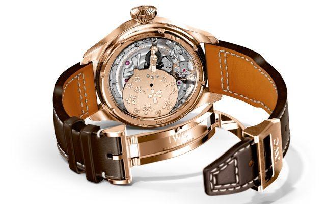"""Gran reloj de aviador calendario anual edición """"Le Petit Prince"""""""