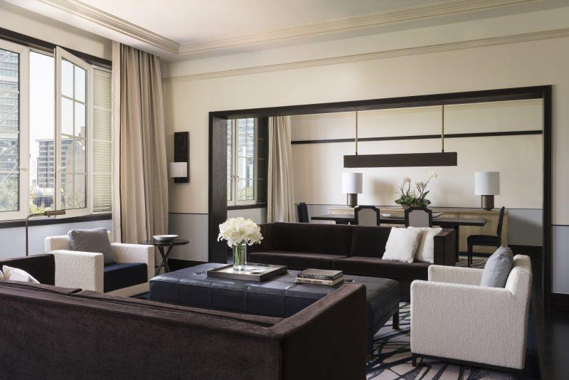 Presidential Suite Living Room 2