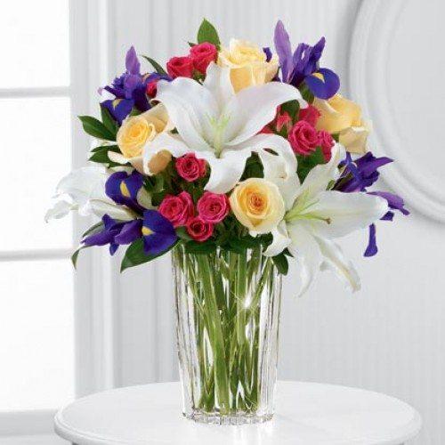 Colección de flores Vera Wang de Menta Boutique Floral