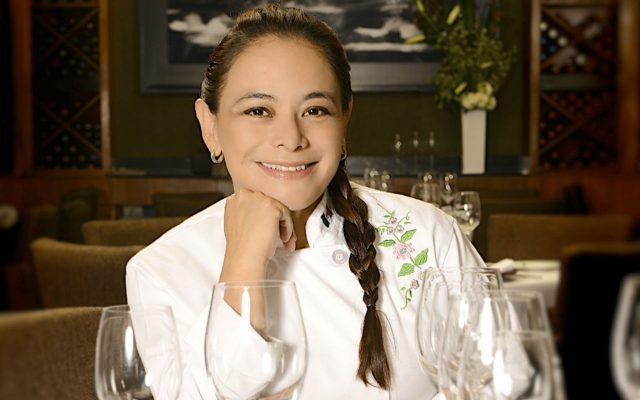 Chef Yerika Muñoz de Astrid y Gastón México.