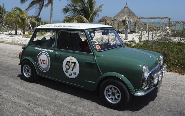 Tercera edición del Rally Maya México