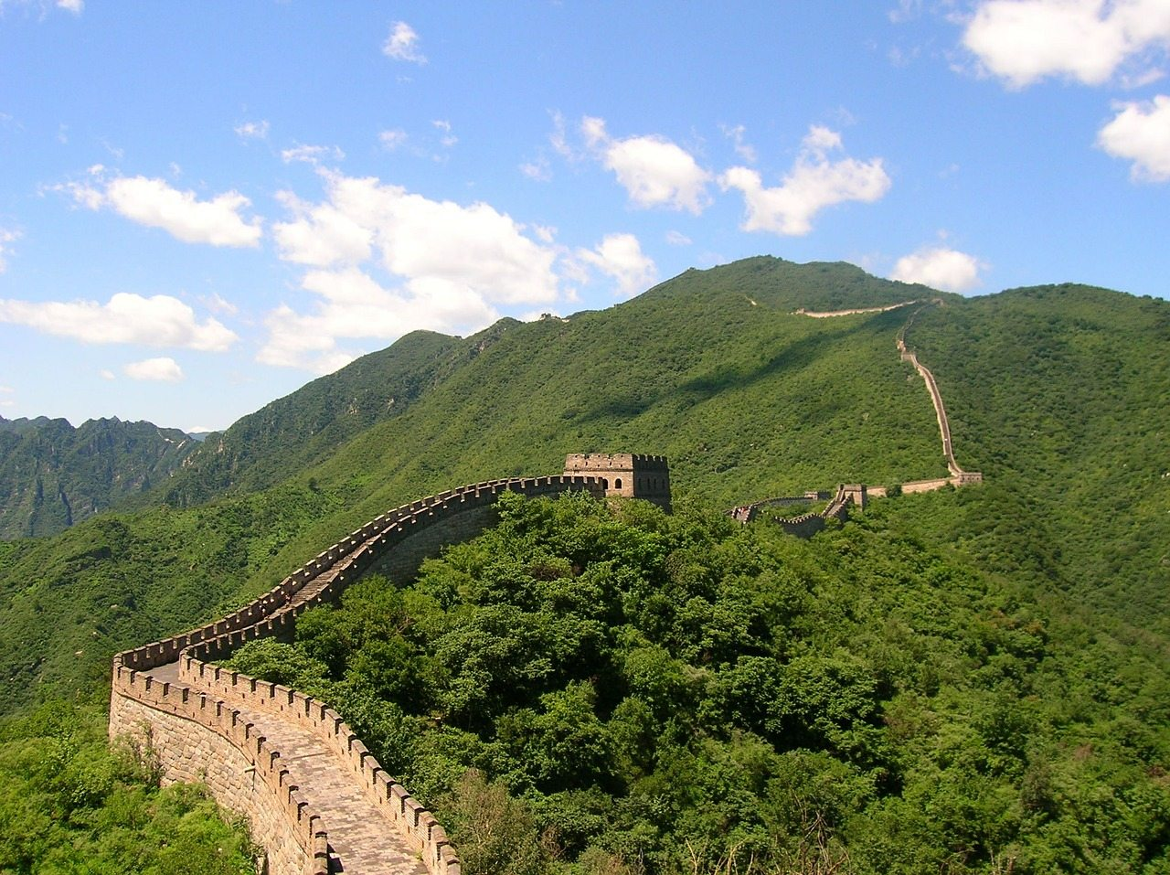 Muralla China cultural
