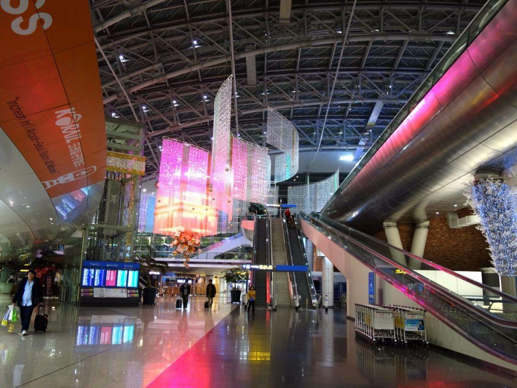 incheon aeropuertos