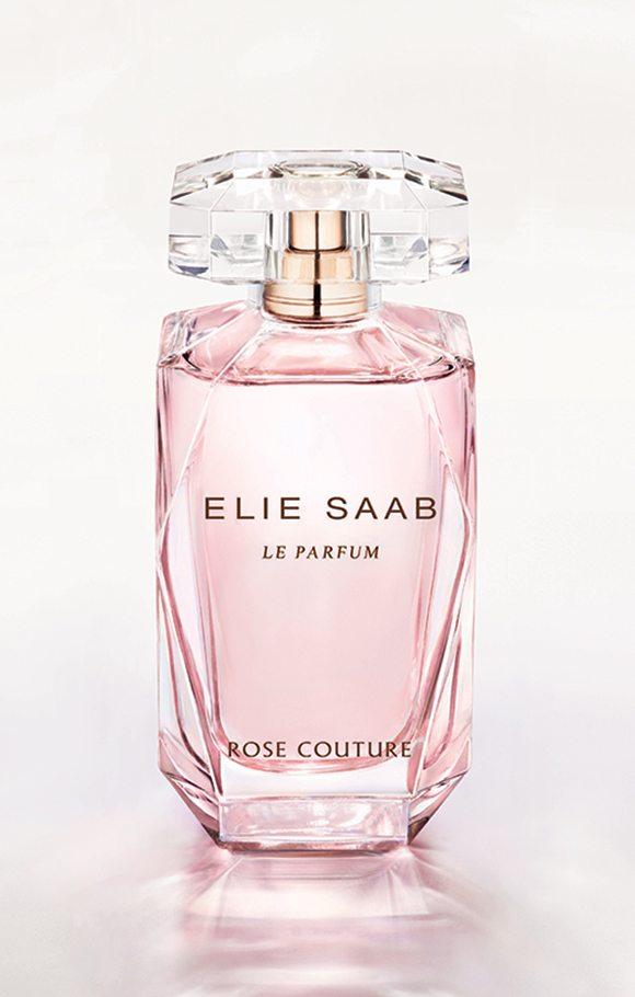 Rose Couture, la nueva fragancia de Elie Saab