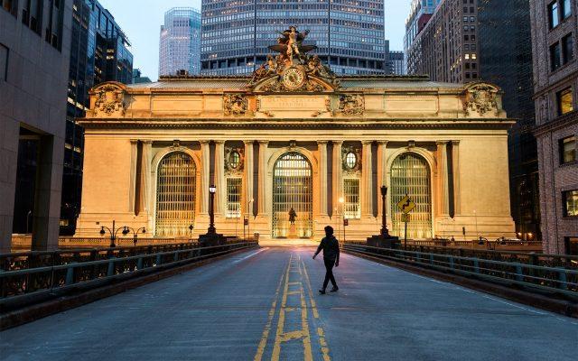 Estación Grand Central de Nueva York, Estados Unidos.