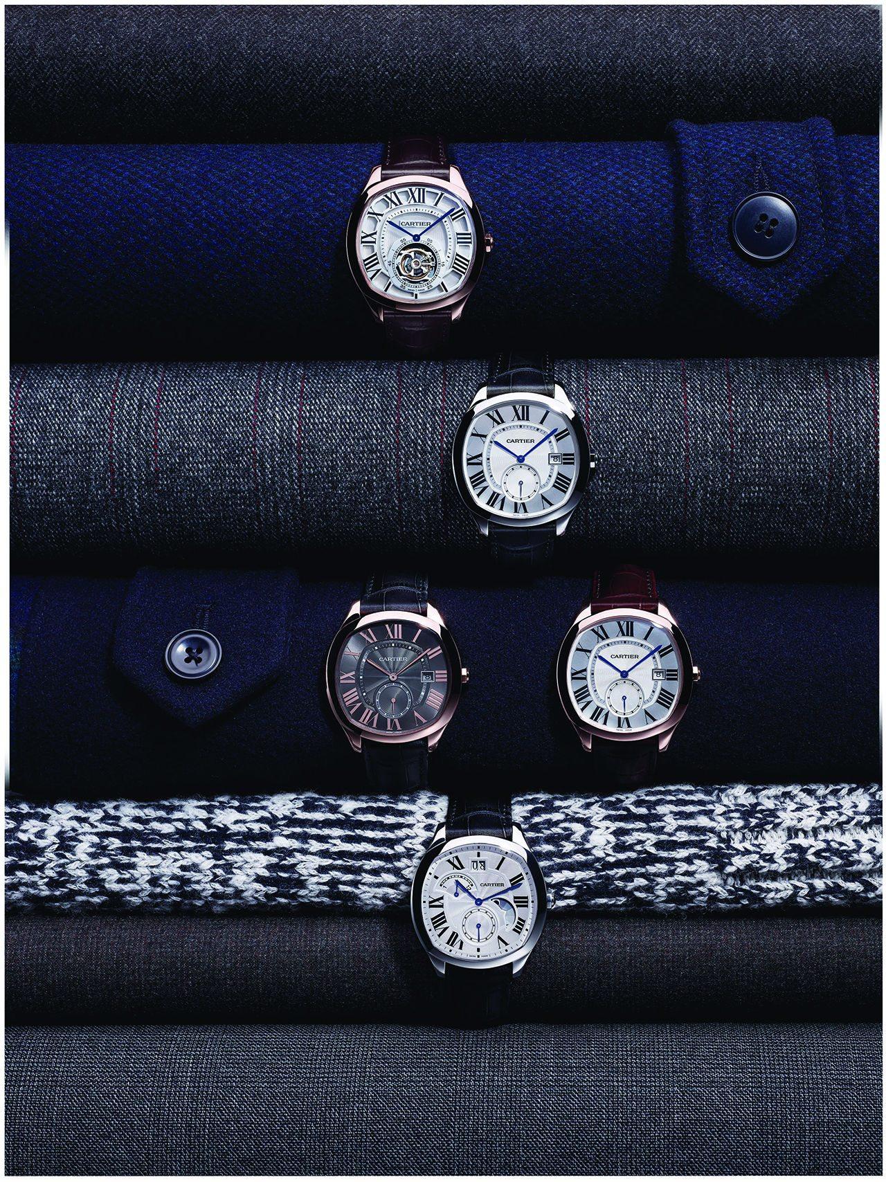 Cartier es la firma que goza de mayor espacio dentro de SIHH. Sus numerosas creaciones relojeras se presentan año tras año en esta feria.