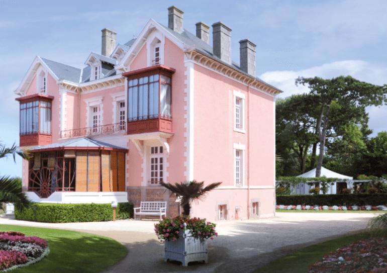 Les Derrotas Loxodrómicas, casa de infancia de Christian Dior