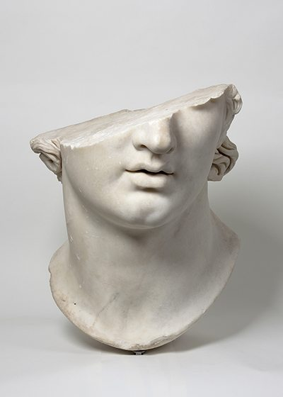 Head of a Youth-300