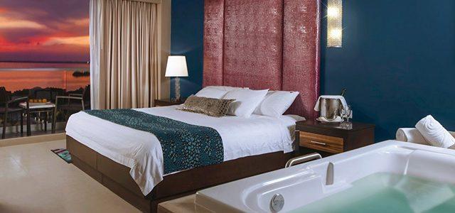 Habitación libre de alergenos y bacterias en el Hotel Hard Rock Cancún