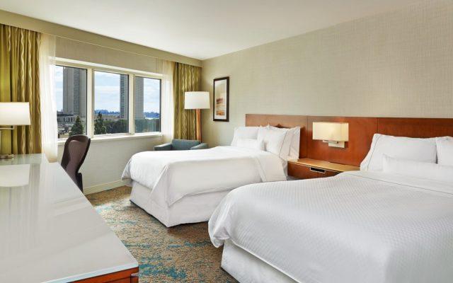 Pure Room en el Hotel Westin San Diego