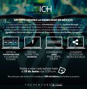 Un voto mejora la visibilidad en México.