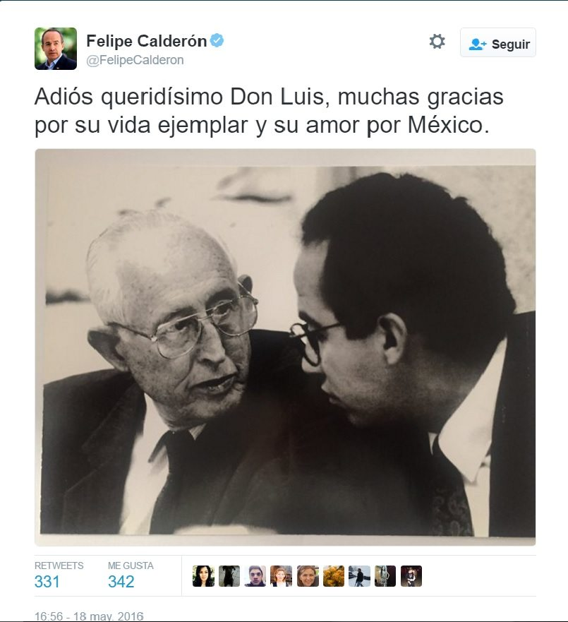 Twitter Calderón.
