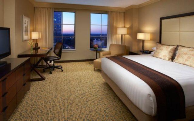 Habitación con sistema Pure en el Hotel Gran Hyatt Atlanta