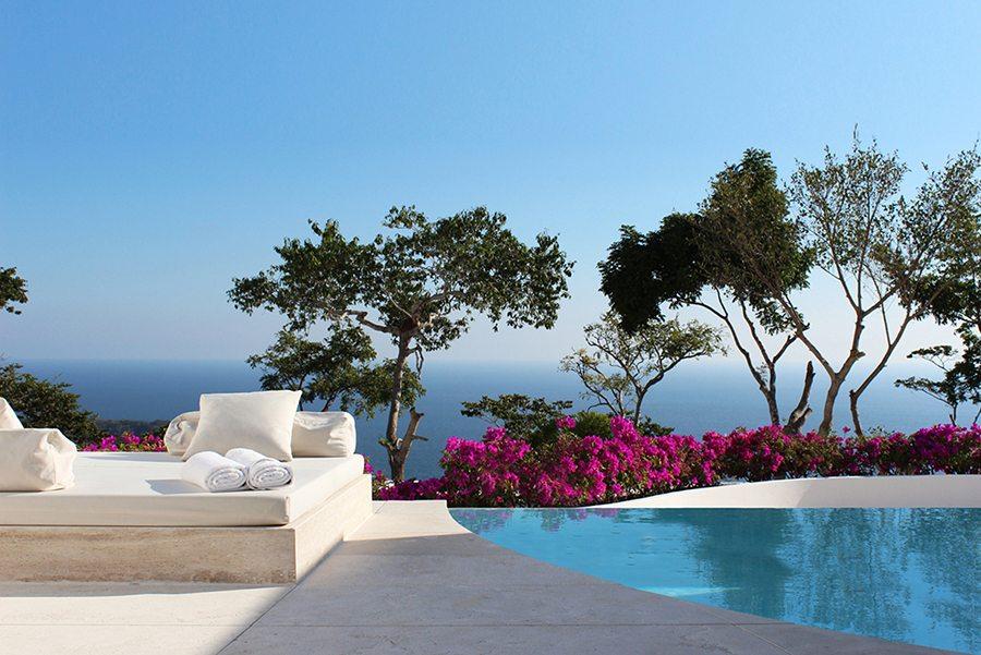 ocean pool villa encanto acapulco