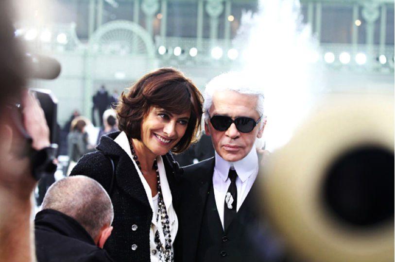 Celebrities Chanel News.