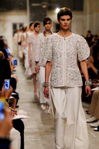 Fashion Show Chanel News.