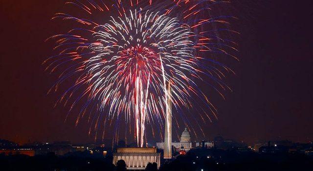 4 de Julio, Washington, Eua.