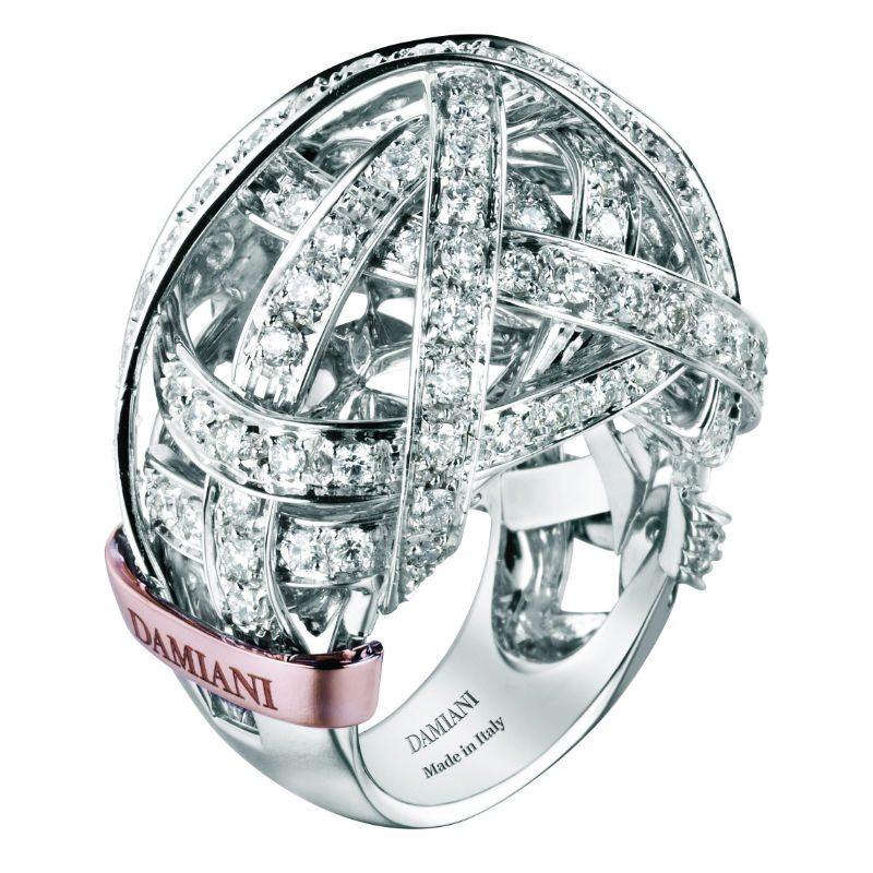Damiani - Chignon - anello