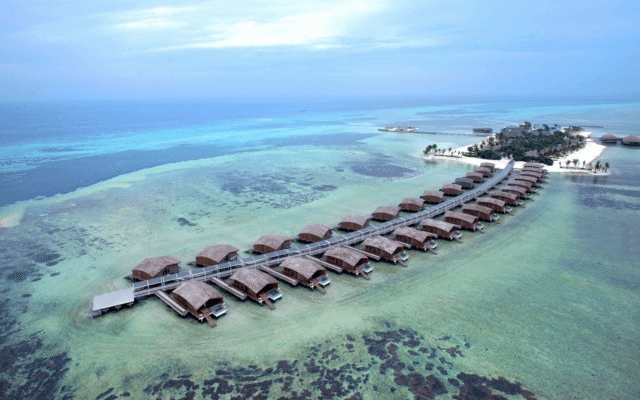 Maldivas-Villas