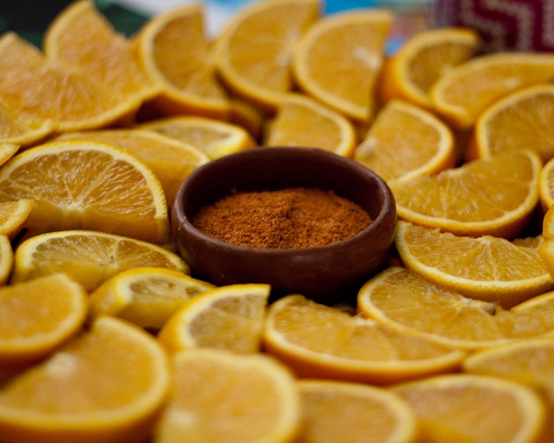 NaranjasYSal*