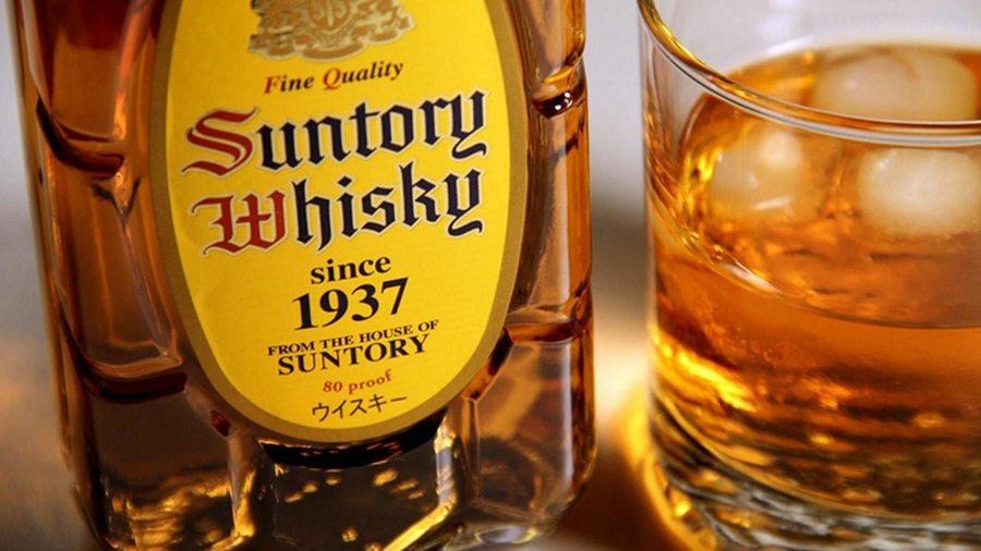 SuntoryWhisky*