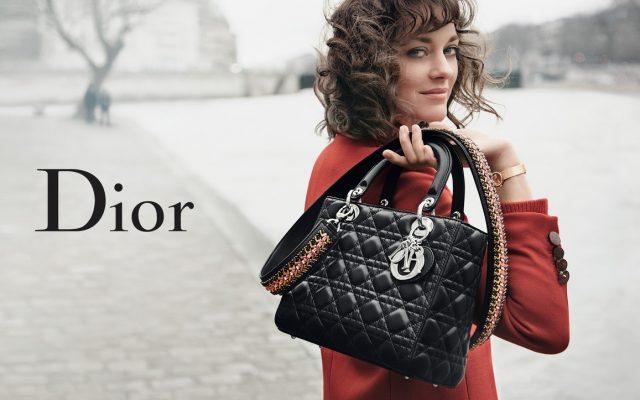 Marion Cotillard embajadora de Dior