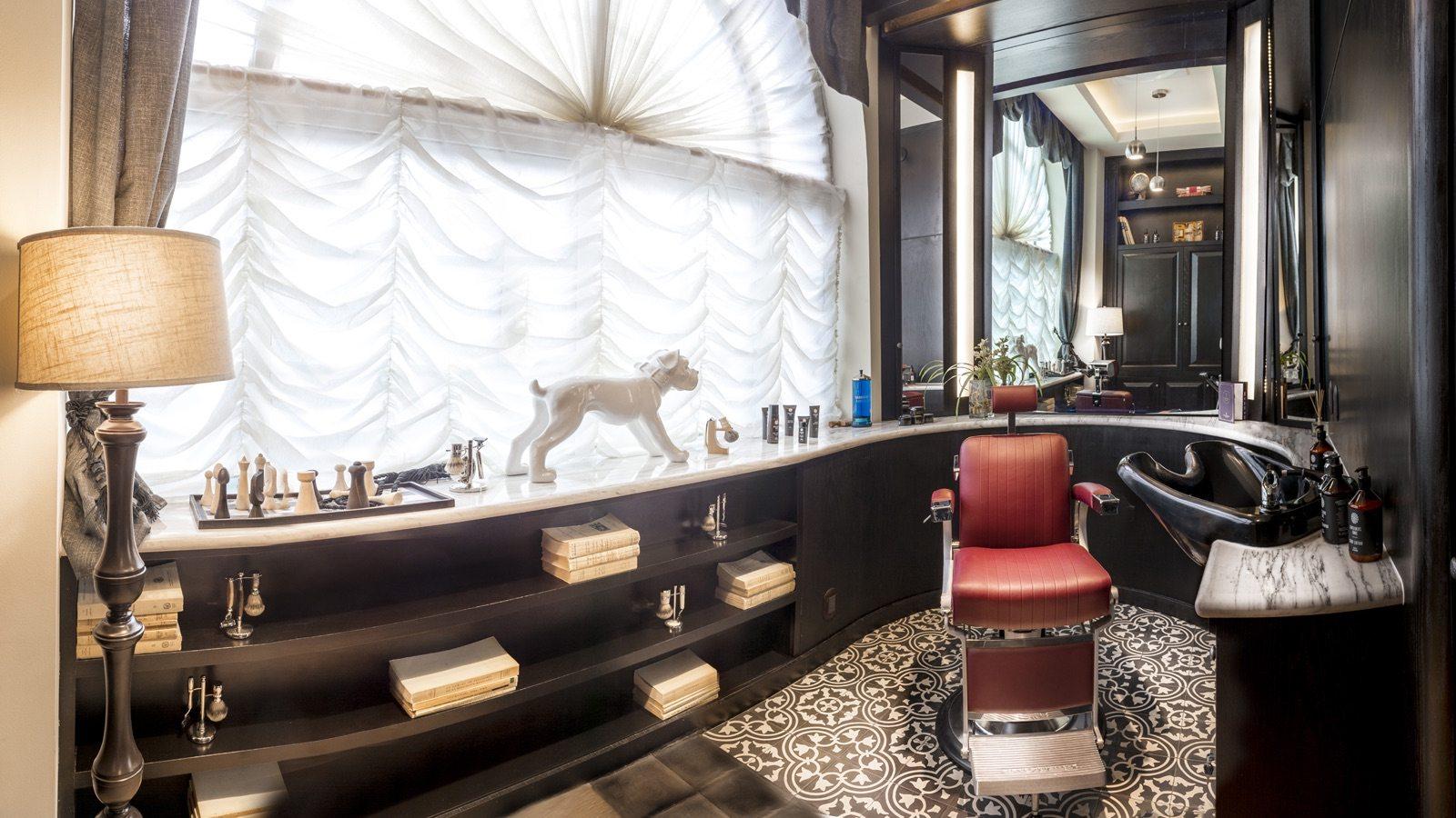 Barbería Four Seasons