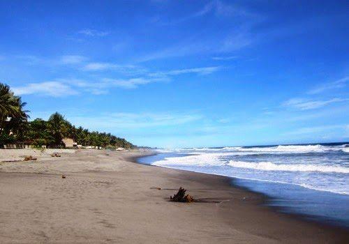 Playa San Diego, El Salvador