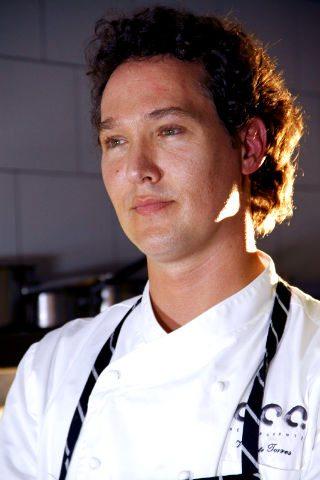 Chef Vicente Torres. (Foto: María Forcada)
