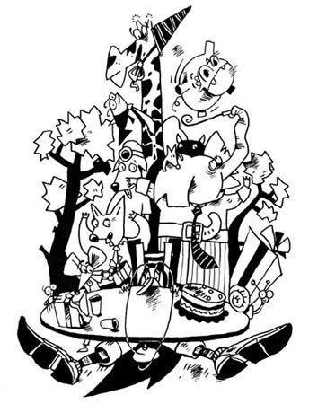 Ilustración: Jesús Aguado