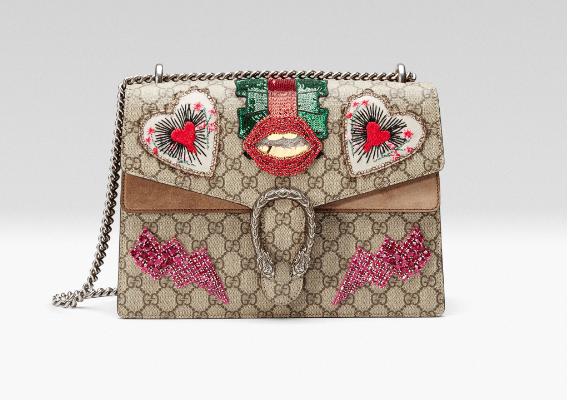 Gucci's Dionysus City Bag de Nueva York.