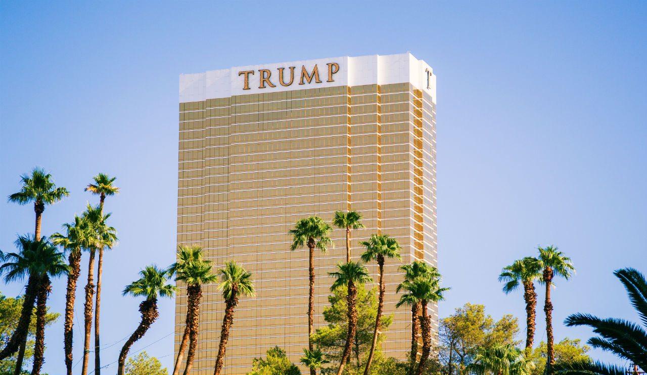 Hotel Trump en Las Vegas. (Foto: wikipedia.org)