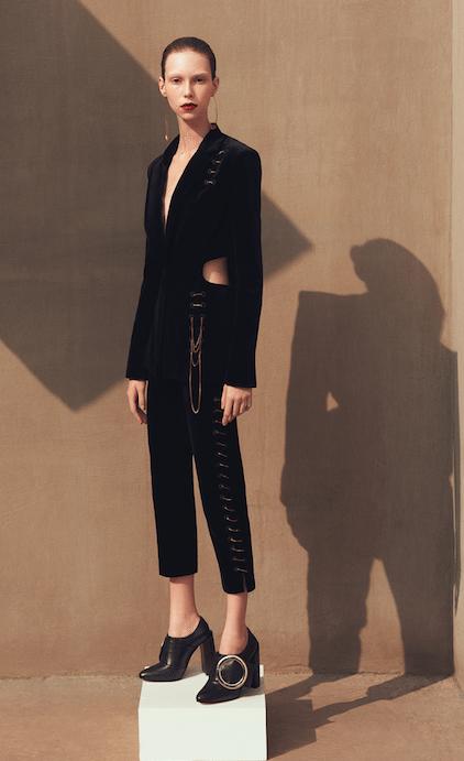 Diseño de Giuliana Romano para su colección de invierno 2016