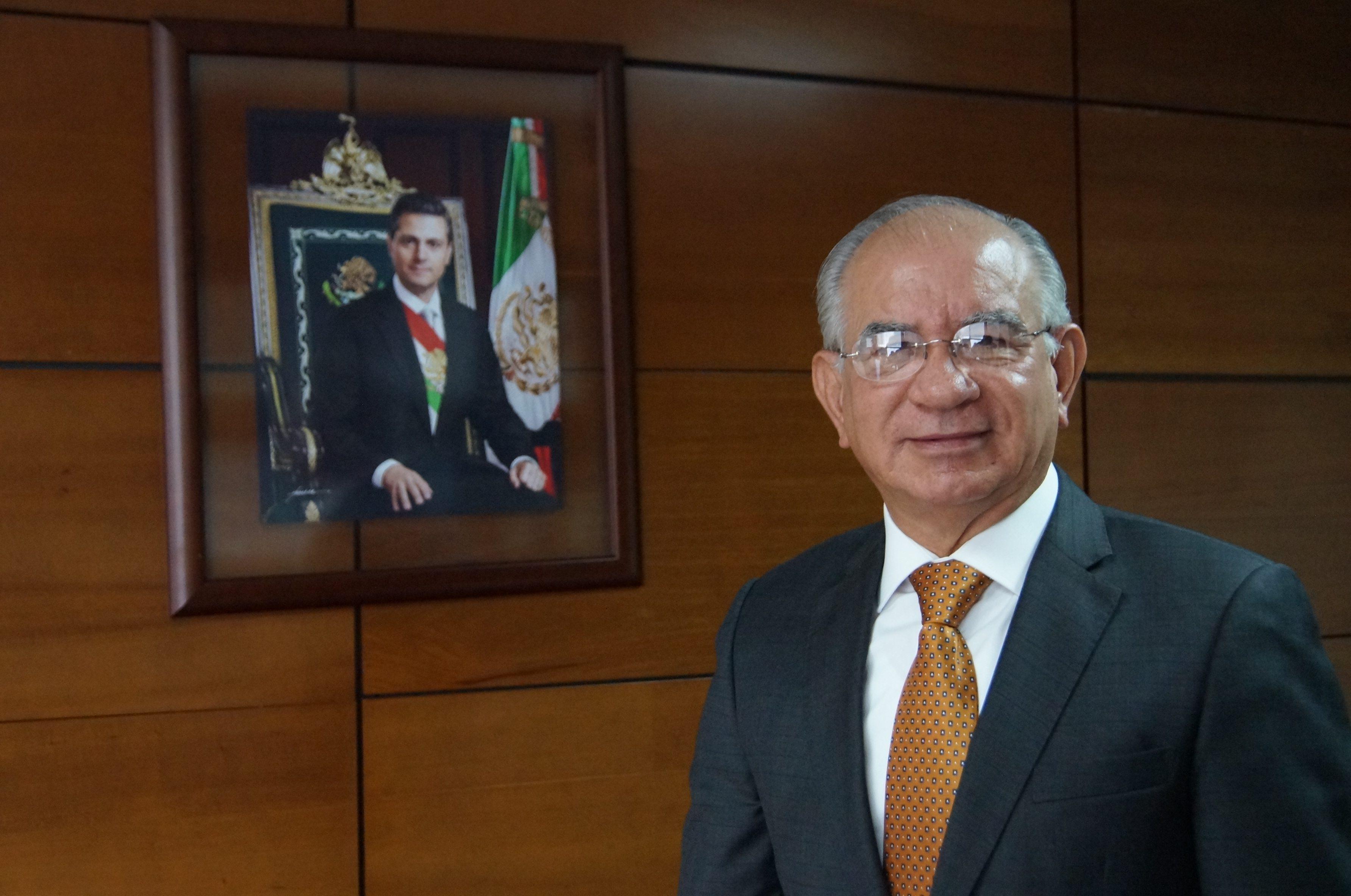 Jesús Alberto Cano Velez director de SHF
