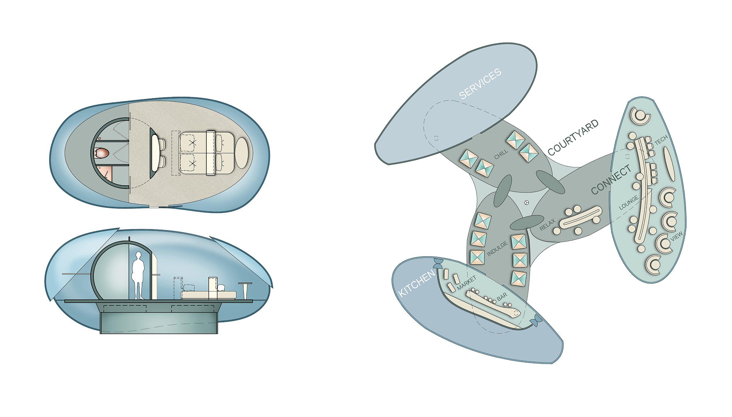 Driftscape-Flying-Hotel-Concept-HOK