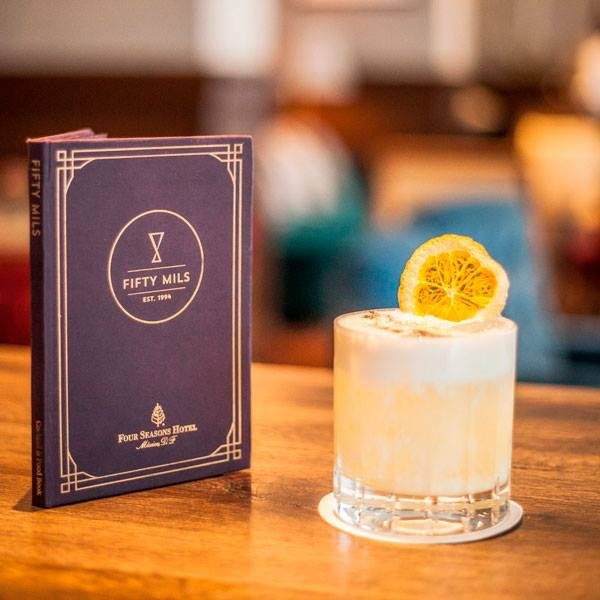 Penicilyn Cocktail, Fifty Mils