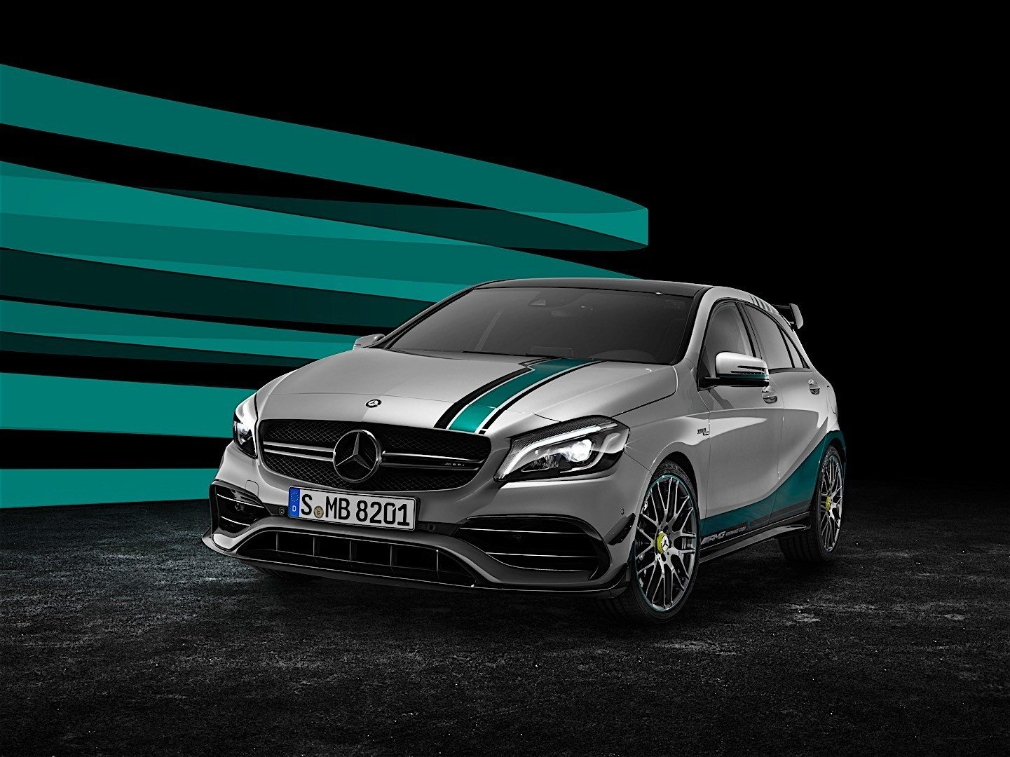 mercedes-benz amg-a45-4matic-special-edition-formula-one