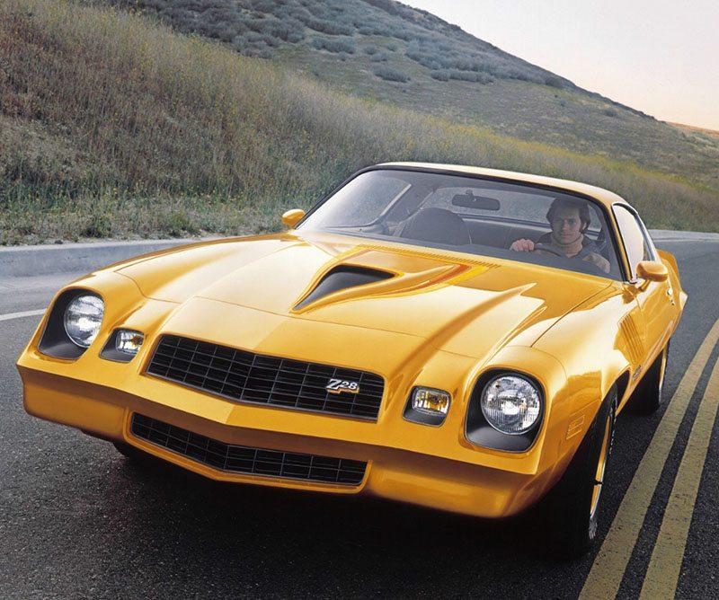 Camaro 1979, Z28