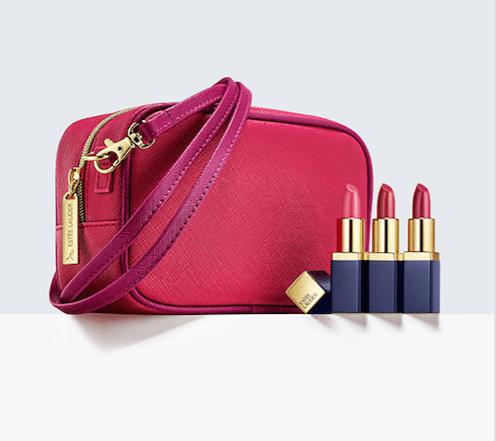 """""""Productos rosas"""" para este octubre de la marca Estée Lauder."""