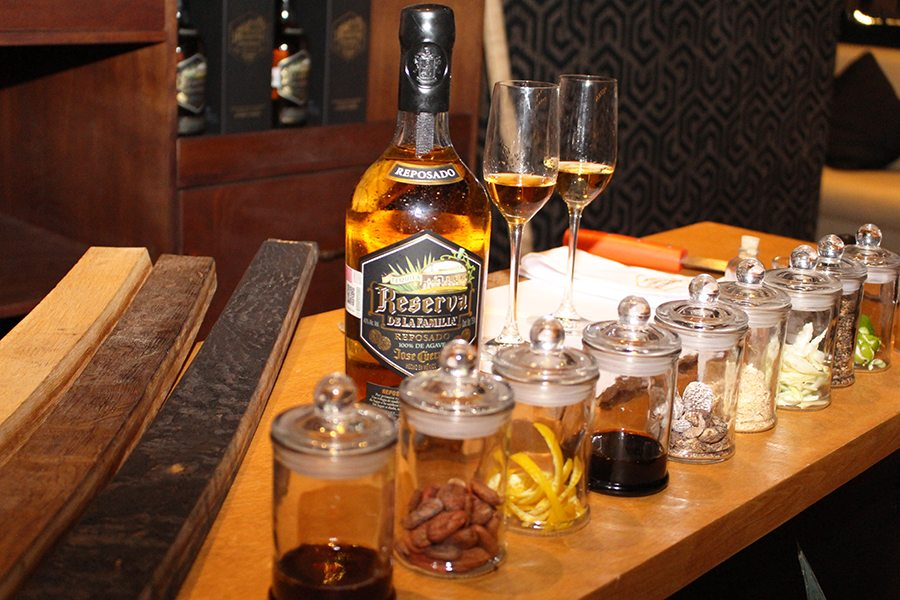 tequila reserva de la familia
