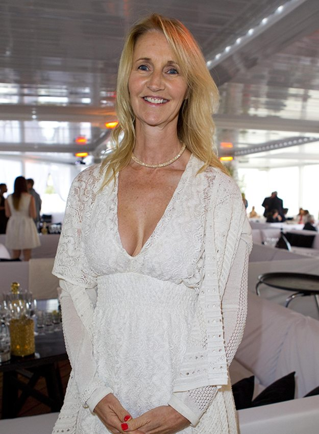 Monaco, June 03, 2016: Opening Night of Amber Summer in Monaco with Founder and CEO Sonia Irvine