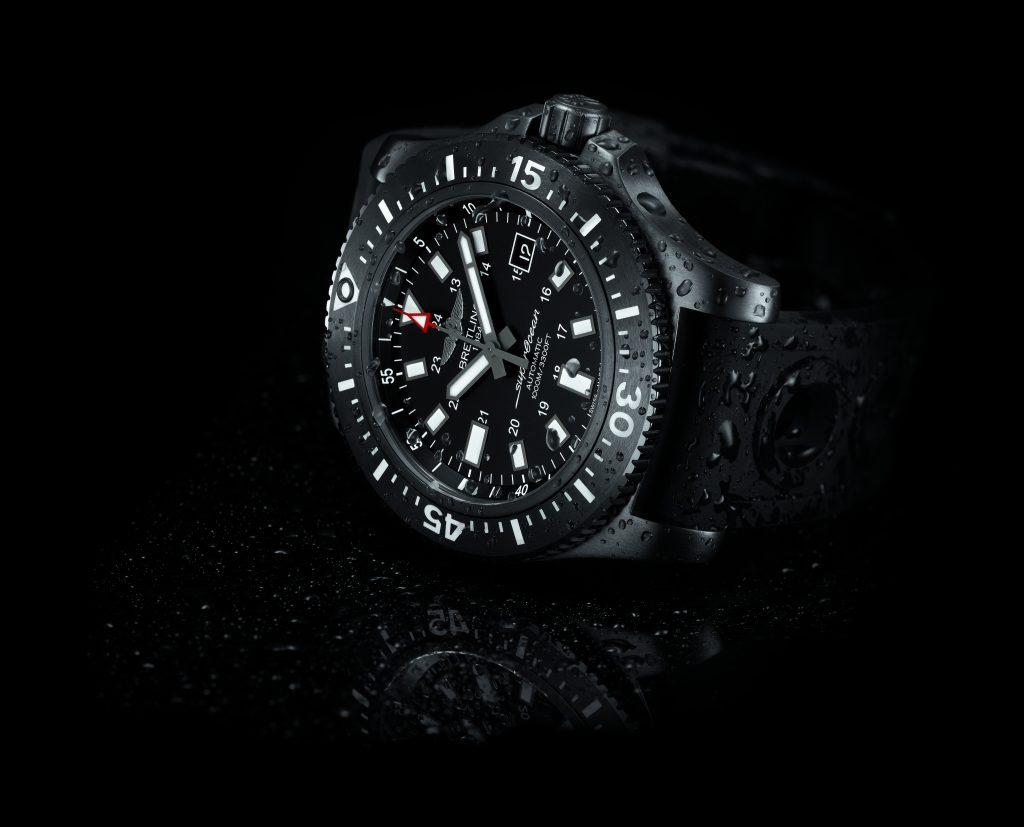 Superocean 44 Special Blacksteel
