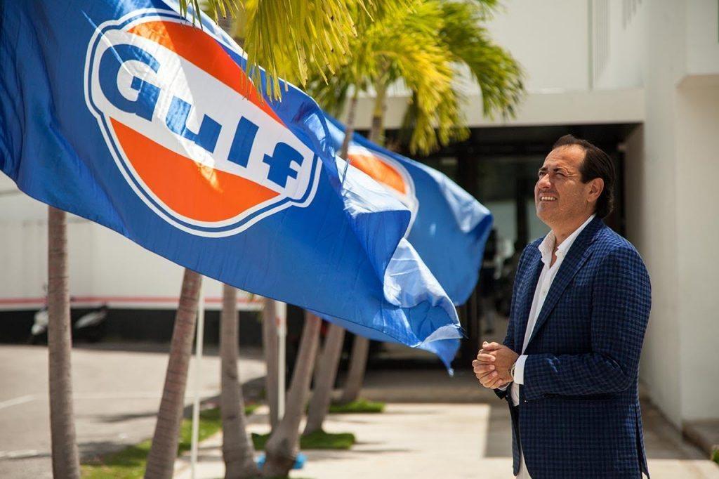 Sergio de la Vega, director general de Gulf México (Foto: Julio Hernández)