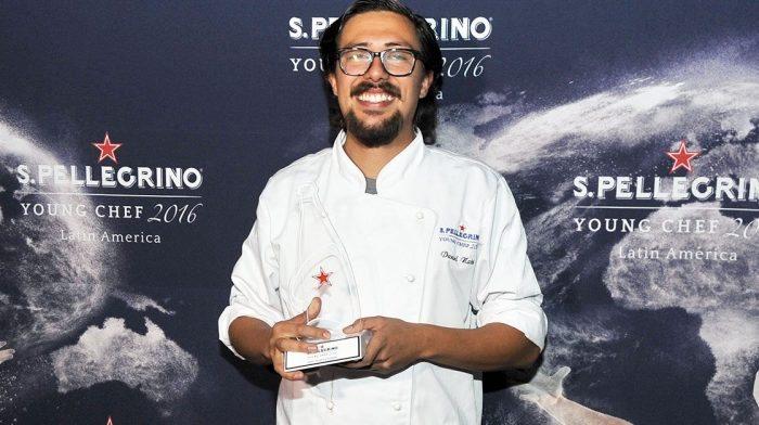 """""""Estoy feliz de representar a México en Milán, la final será una gran oportunidad para conocer a los chefs jóvenes del mundo""""."""