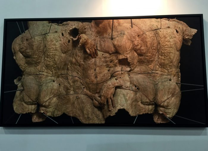Javier Marín, La Piel 2, 2015. Fotografía digital, impresa sobre papel de algodón.