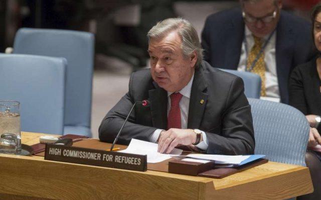 António Guterres será el próximo secretario general de la Organización de las Naciones unidas.