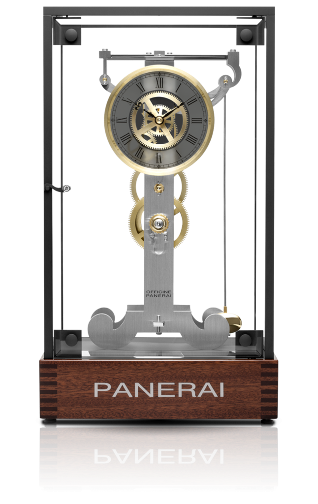 Reloj Péndulo de Panerai.