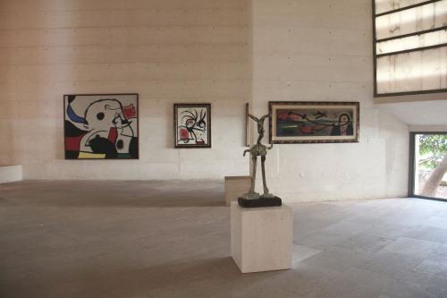 Fundación Pilar y Joan Miró en Palma Mallorca.